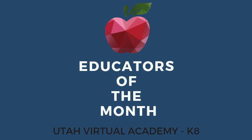 October Educators of the Month