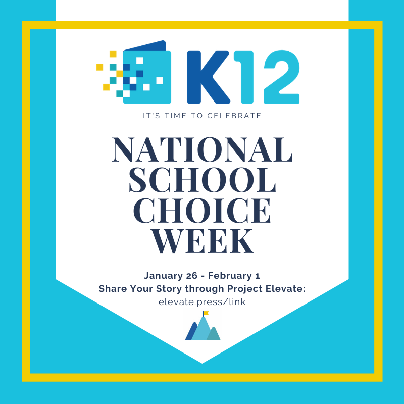 National School Choice Week -Day at the Hill