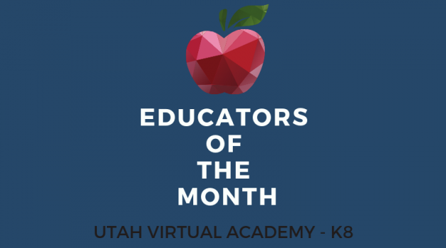 Educators of the Month